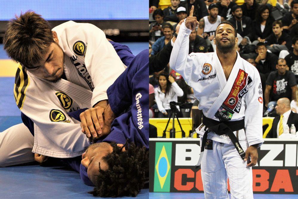 Iwasaki vs Oliveira