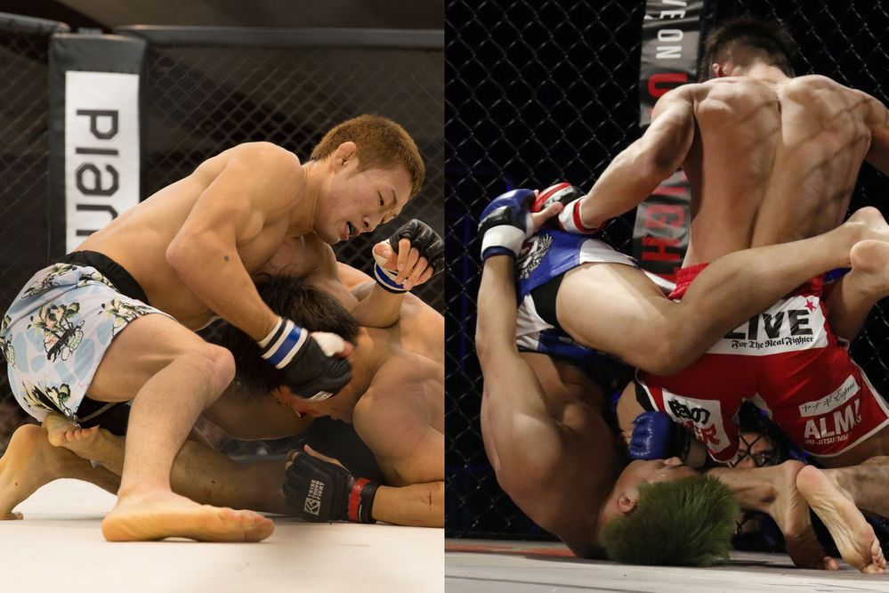 Kudo vs Suzuki