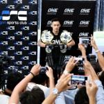 【ONE68】3階級同時制覇へビビアーノに挑戦。マーチン・ウェン─02─「3階級とも防衛していく」