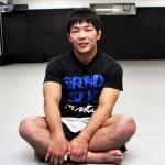 【Grandslam07】佐藤天と対戦、濱岸正幸─01─「怖いですが、佐藤選手と戦うと絶対に成長できる」