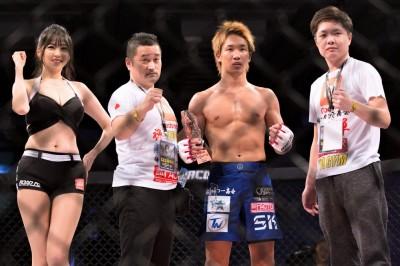 【DEEP83 】朝倉未来がCOROと対戦。しなしは3年半振りにジョン・イェジンと再戦へ