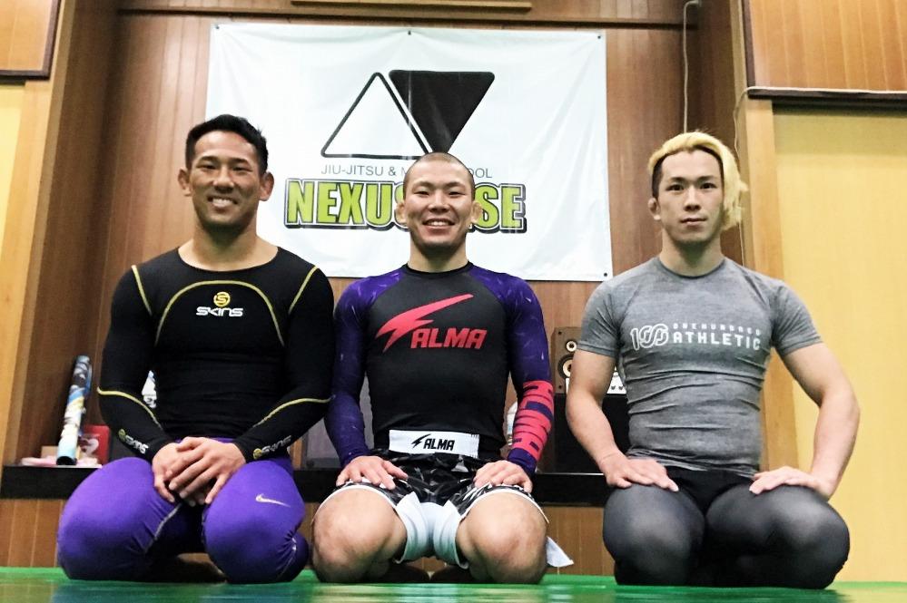 Shimada, Nori & Ryogo Takahashi