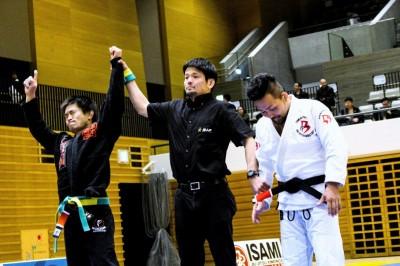 Takamoto vs Iwama