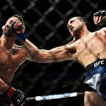 【UFC 222】試合結果 オルテガが歴史に残る──エドガーKO劇 サイボーグは圧勝防衛