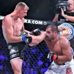 【UFN127】極真出身、左ハイ&縦拳のヴォルコフに対し、ヴェウドゥムは極めの圧力が不可欠