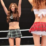 【Monday Ring Girl】K-1 WORLD MAX 2010 IN SEOUL
