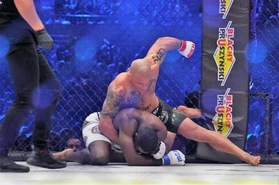 Damian Janikowski vs Yannick Bahati