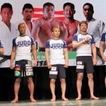 【Quintet01】柔道ドリームチーム 先鋒・小見川「柔道を武器に」&大将・石井「スベらない試合を」