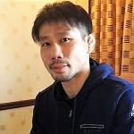 【UFN128】トニー・マーチンと対戦、中村K太郎「テイクダウンをして崩し──極めて勝つッ!!」