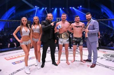 【KSW43】土曜日のイベントが外国人同士のメインで、視聴率ポーランド国内で1位に