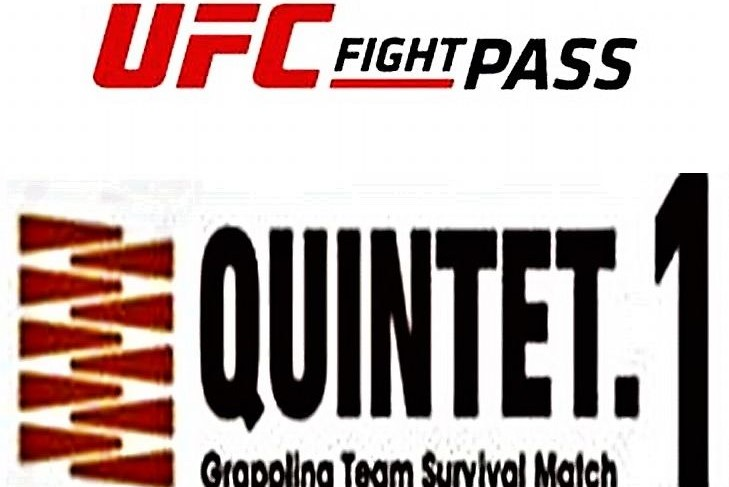 Quintet in UFC Fightpass