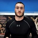 【Pancrase295】北岡悟と対戦、ウクライナのサパ「レスリングに捕まることなく、打撃で勝負したい」