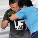 【DEEP83】バンタム級王座を賭けてソン・ジンスと再戦、北田俊亮─01─「穴があるのか、本当に強いです」