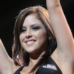 【Monday Ring Girl】WEC38「Varner vs Cerrone」