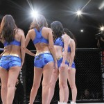 【Monday Ring Girl】Shooto