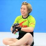 【Pancrase296】ジェイコブセンと対戦する藤野恵実「女子も男子も関係なく、MMAとして良い試合を」