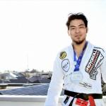 【WJJC2018】ライト級、岩崎正寛─01─「何が柔術で使えるのか、大量にサンプルを収集してきました」