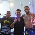 【HEAT42】詳細─01─異次元MMA=空中殺法を引っ提げ、ミシェウ・ペイレイラが51秒TKOで日本デビュー