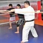 【Bu et Sports de combat】武術の叡智はMMAに通じる。武術の四大要素、間を制している状態─04─