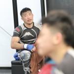 【ONE73】10カ月振りの試合、イブ・タン戦へ──安藤晃司─02─「格闘技は嘘なくやっていきたい」