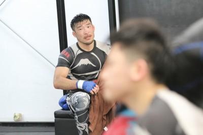 【ONE72】10カ月振りの試合、エブ・ティン戦へ──安藤晃司─02─「格闘技は嘘なくやっていきたい」