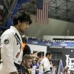 【WJJC2018】ライト級。岩崎正寛、かく戦えり──10分間の立ち技勝負、「なりふり構っていられない」