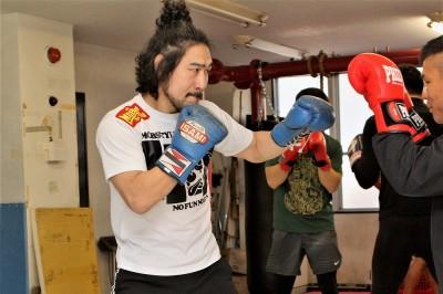 【Pancrase297】若松佑弥戦に向けて、マモル「伸び盛りだし、この間にどれだけ強くなっているか」