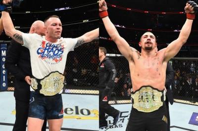 【UFC225】試合結果 UFCに押し寄せる、世代交代の波&歴史に残る激闘=歴史に残る体重オーバーに