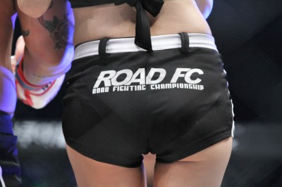 【Monday Ring Girl】ROAD FC38