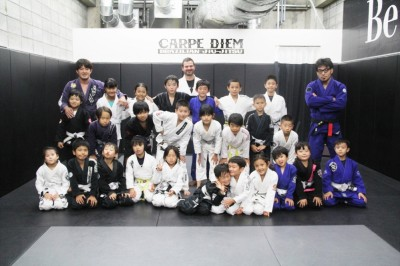【JBJJF】第12回全日本キッズ選手権、「子供だからといって……」カルペのキッズ柔術を岩崎正寛が語る