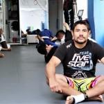 【Arzalet FGC03】いの一番の出場が決まったクレバー・ルシアーノ 「KOか一本。柔術MMAを見せる」