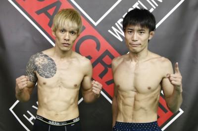 Hayasaka vs Mitani