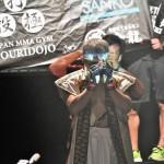 【TORAO22】プロ修斗山口大会─02─ セミでは43歳の毛利が11年振りのMMA=修斗初戦でTKO勝利