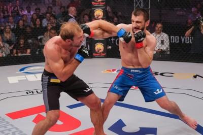 Pavlo Kusch vs Abubakar Nurmagomedov