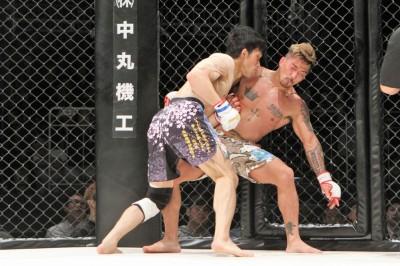 Sakamoto vs Osawa