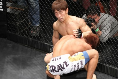Saruta vs Suzuki Hayato