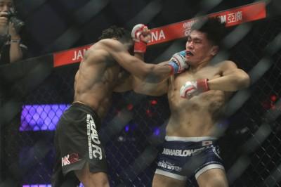 Shimoishi vs Bernaui