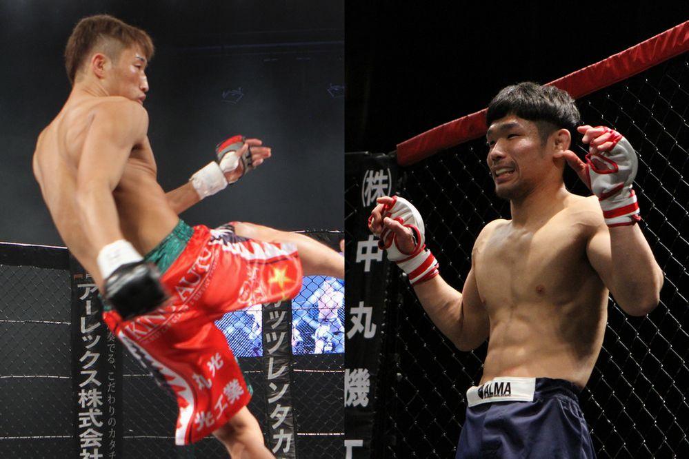 Yamamoto vs Matsubaka