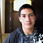8月23日、ONE記者会見に向けて【Gray-hairchives】─09─Sep 4th 2011 Eduard Folayang