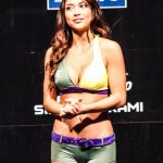 【Monday Ring Girl】UFC134「Silva vs. Okami」