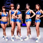 【Monday Ring Girl】Shooto/170423