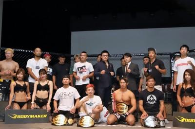 【Gladiator X Demolition02】速報 レッツが13秒TKO防衛。MIKE、NavE、石川が新チャンピオンに
