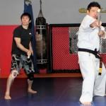 【Bu et Sports de combat】武術の叡智はMMAに通じる。武術の四大要素、総括=入る─01─
