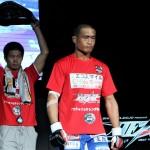 【HEAT43】キム・ミョンギュに挑戦、春日井たけし─02─「勝っても負けても5R戦う気はない」