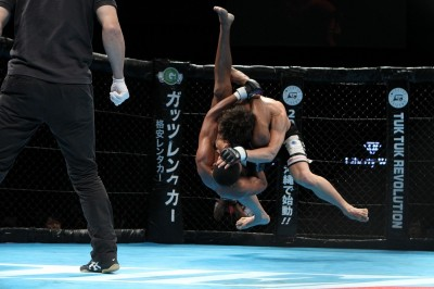 Kishimoto vs Santos