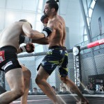 【HEAT43】ウェルター級王座決定戦週t場、ミシェウ・ペレイラ「楽しんでもらってから、KOする」