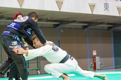 【AJJC2018】ミドル級、トーマス・ミッツは欧州ルアン・カルバーリョを攻略できず準優勝に