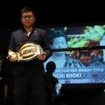 【Gladiator】グラジエイター櫻井裕一郎代表に訊いた──変則タイトルマッチの是非、プロレス、そして今後