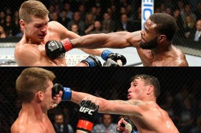 【UFC228】KOパワーを持つ両者、右=王者ウッドリー×左=挑戦者ティルは我慢の神経戦に?