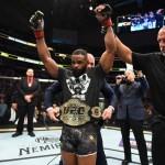 【UFC228】試合結果 ウッドリーがティルに圧勝、ウェルター級王座成功でフィニッシュ多発大会締める